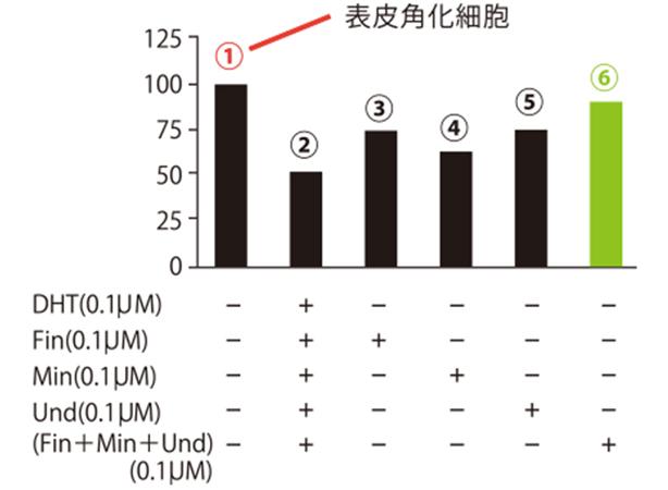 表皮細胞のアポトーシスを抑える実験
